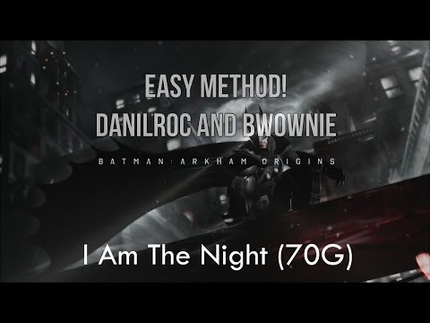Batman Arkham Origins: I Am The Night Achievement Guide