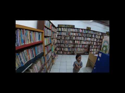 PONDOK PEKAK LIBRARY ~ UBUD ~ BALI