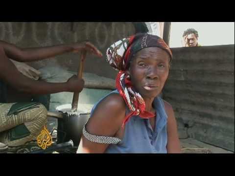 Zimbabwe elders bear Aids burden