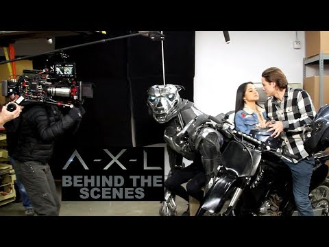 'A.X.L.' Behind The Scenes