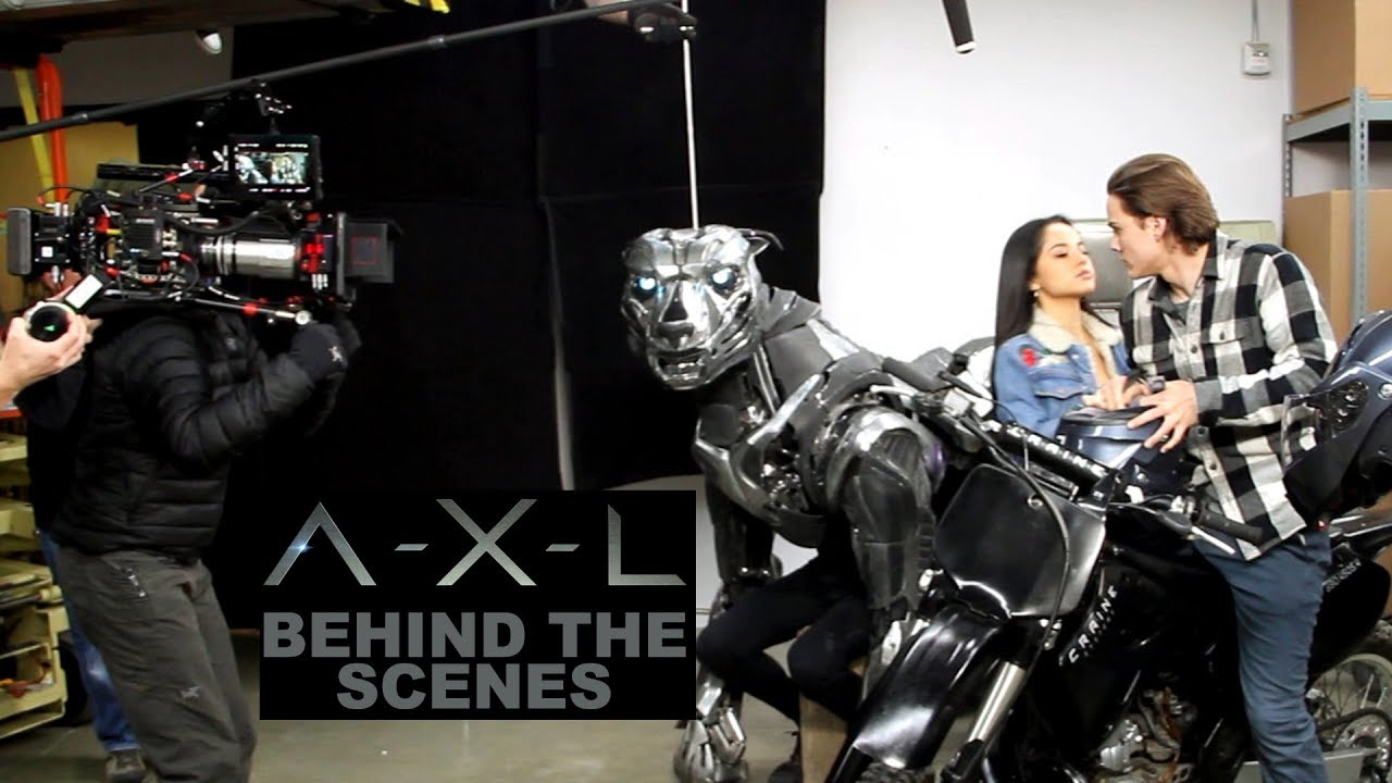Download 'A.X.L.' Behind The Scenes