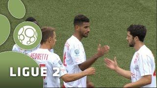AS Nancy Lorraine - Stade Brestois 29 (3-0)  - Résumé - (ASNL - BREST) / 2015-16