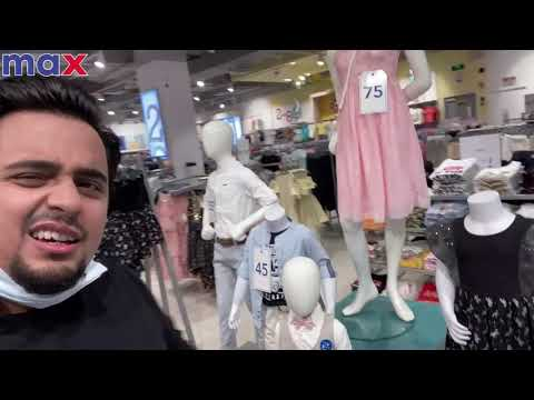 MAX FASHION SHOPPING VLOG l EID SHOPPING l MAX STORE l RIYAD