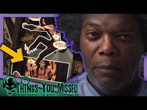 35 Things You Missed In The Glass Trailer