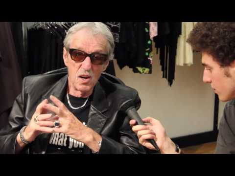 mr Wavvy  interview the legendary manager Sam Cutler