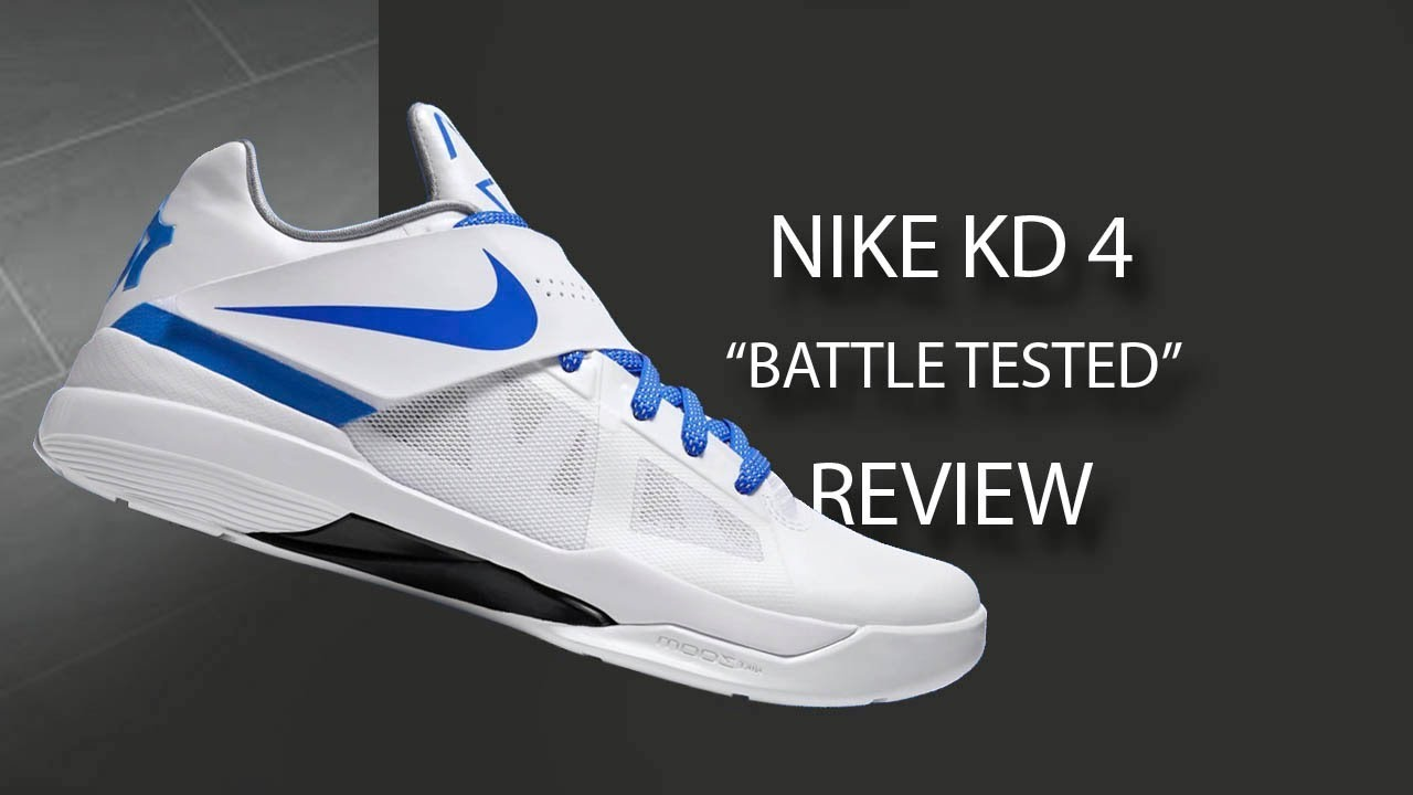 ca9be5056d36 NIKE KD 4  BATTLE TESTED