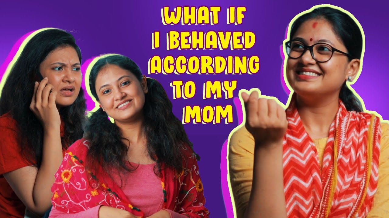 What If I Behaved According To My Mom ?  // Captain Nick