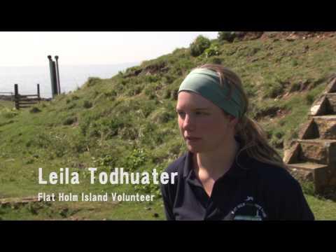 The Future of Flat Holm Island