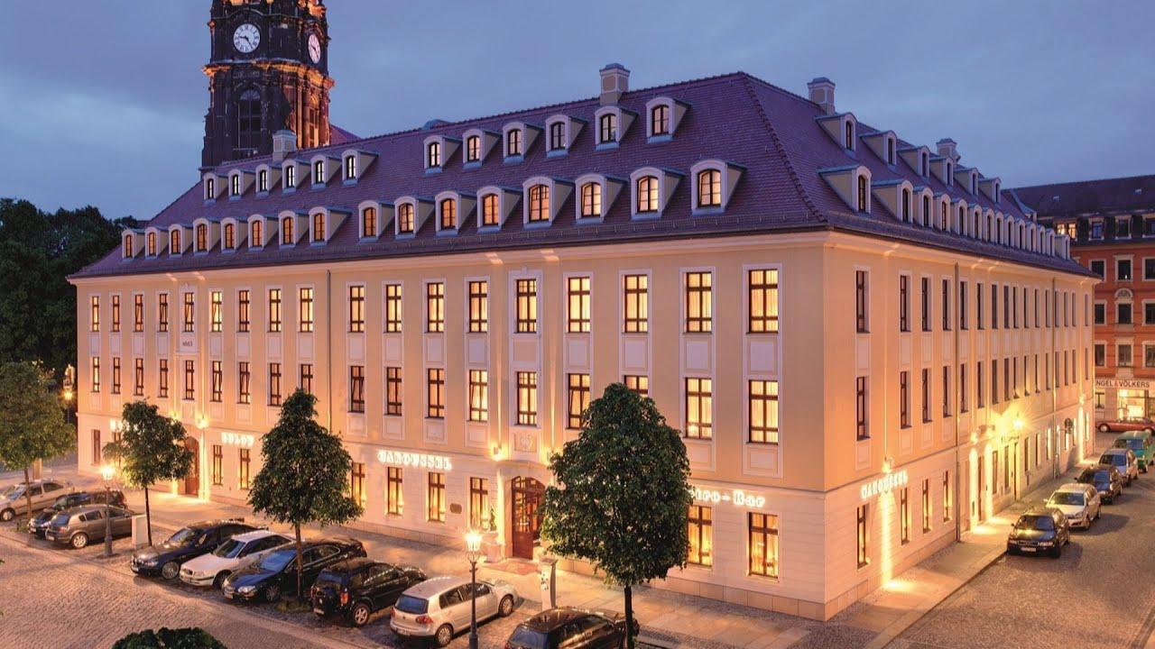 Spa Hotel In Dresden