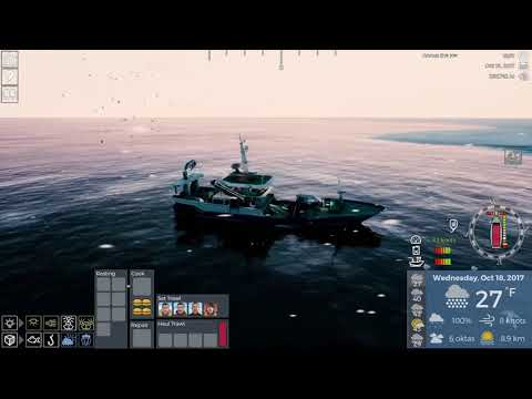Fishing: Barents Sea: Trawling Tutorial