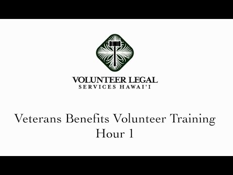 Volunteer Attorney Hour 1 1080p