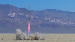 BALLS 2017 rocket launches