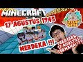 MERDEKA !! PERAYAAN 17 AGUSTUS TERMAHAL DI MINECRAFT VIVA SMP S3