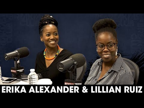 Erika Alexander And Lillian Ruiz Discuss The Importance Of Diverse Media, 'The Blackness' + More
