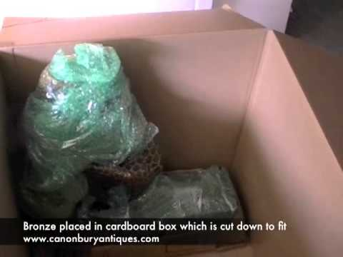 How To Professionally Pack Antiques For Safe Global Shipping