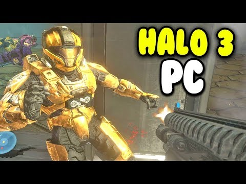 Halo 3 On PC Is being taken down by Microsoft... (Halo Online)