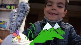Малыш как полицейский ловит грабителя. Видео для детей от Andrey Kids Play