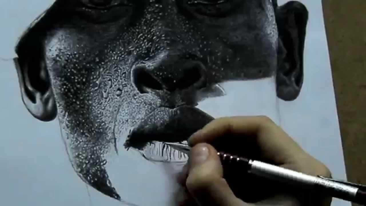 Рисунка карандашом красивая девушка видео