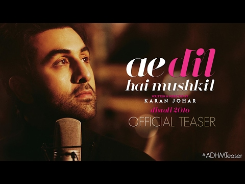 Ae Dil Hai Mushkil ❤ - Traduzione in Italiano - Amanti di Bollywood