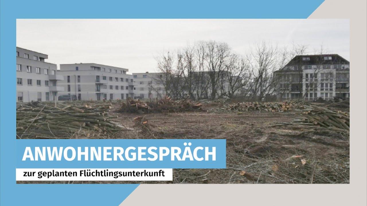 Geplante Flüchtlingsunterkunft in Berlin-Pankow