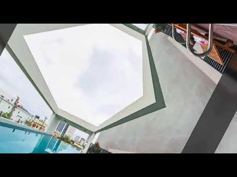 Cùng ngắm Villa có hồ bơi trên sân thượng tại Đà Nẵng