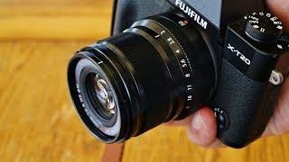 Fujifilm Fujinon XF 50 F2 R WR - Fuji 50mm F2 R WR