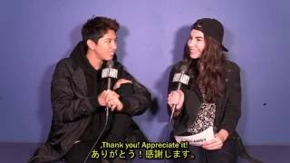ONE OK ROCK – Interview by AMBY Original interview video: https://w...