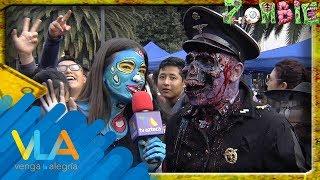 ¡Los zombies invadieron la Ciudad de México!