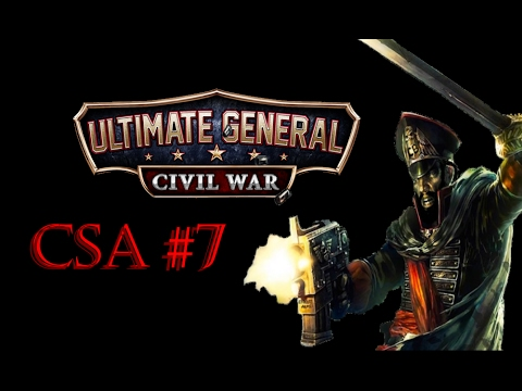 Ultimate General: Civil War - South #7 - Battle of Port Republic