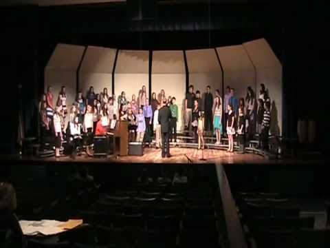 Washburn Middle School Choir