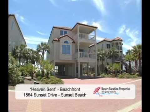 Heaven Sent Vacation Al Home In Sunset Beach On St George Island Florida