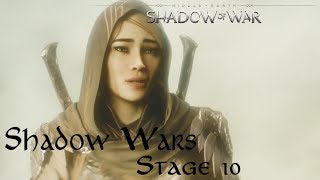 Talion Becomes Nazgul - Shadow Wars Stage 10! True Final Ending!