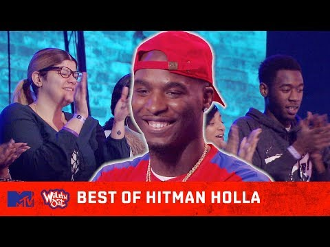 Hitman Holla S Best Bars Top Moments Wild N Out Mtv Youtube
