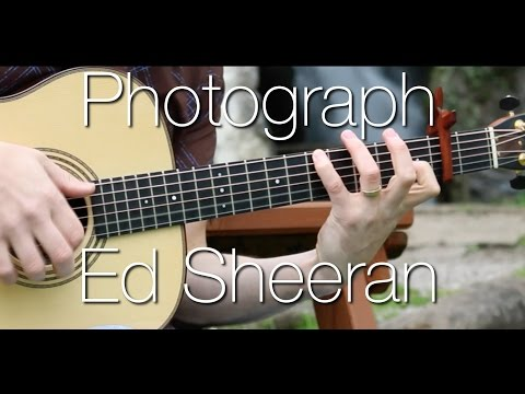 Photograph - Ed Sheeran | Fingerstyle...