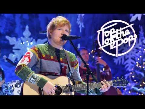 Ed Sheeran - Galway Girl (Top Of The Pops 11.12.17)