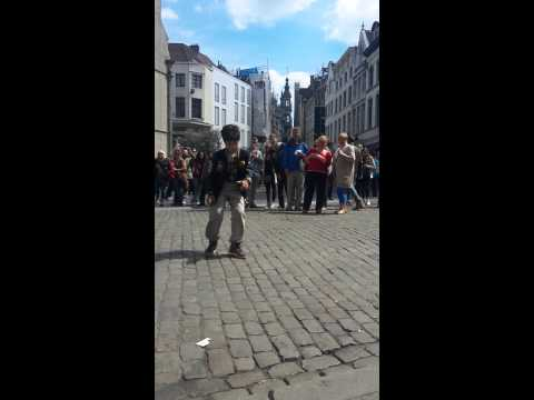 Beatbox à bruxelles  (2)