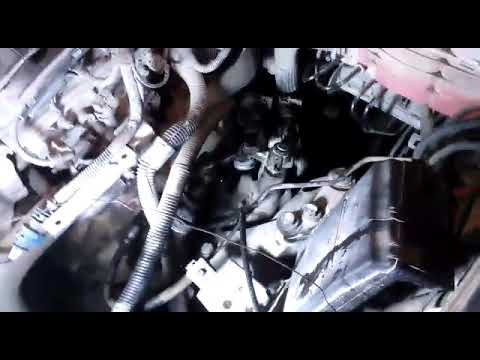 Chevrolet Cruze прокачка сцепления