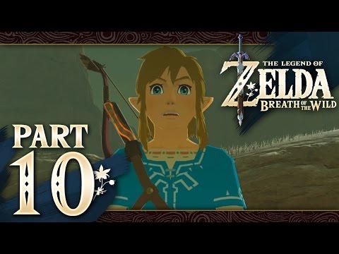 The Legend of Zelda: Breath of the Wild - Part 10 - Gerudo Desert