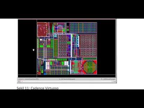 Very Large Scale Integration - 7 Segment Display Schematic & Layout Report