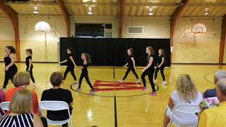 "Hip Hop Dance Routine: ""Jumpin' Jumpin'"" By Destiny's Child"