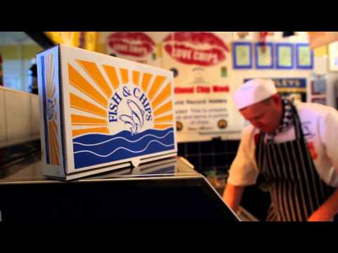National Fish And Chip Awards - The Top Ten