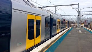 Sydney Trains Vlog 596: T96 With M Set Style Doors