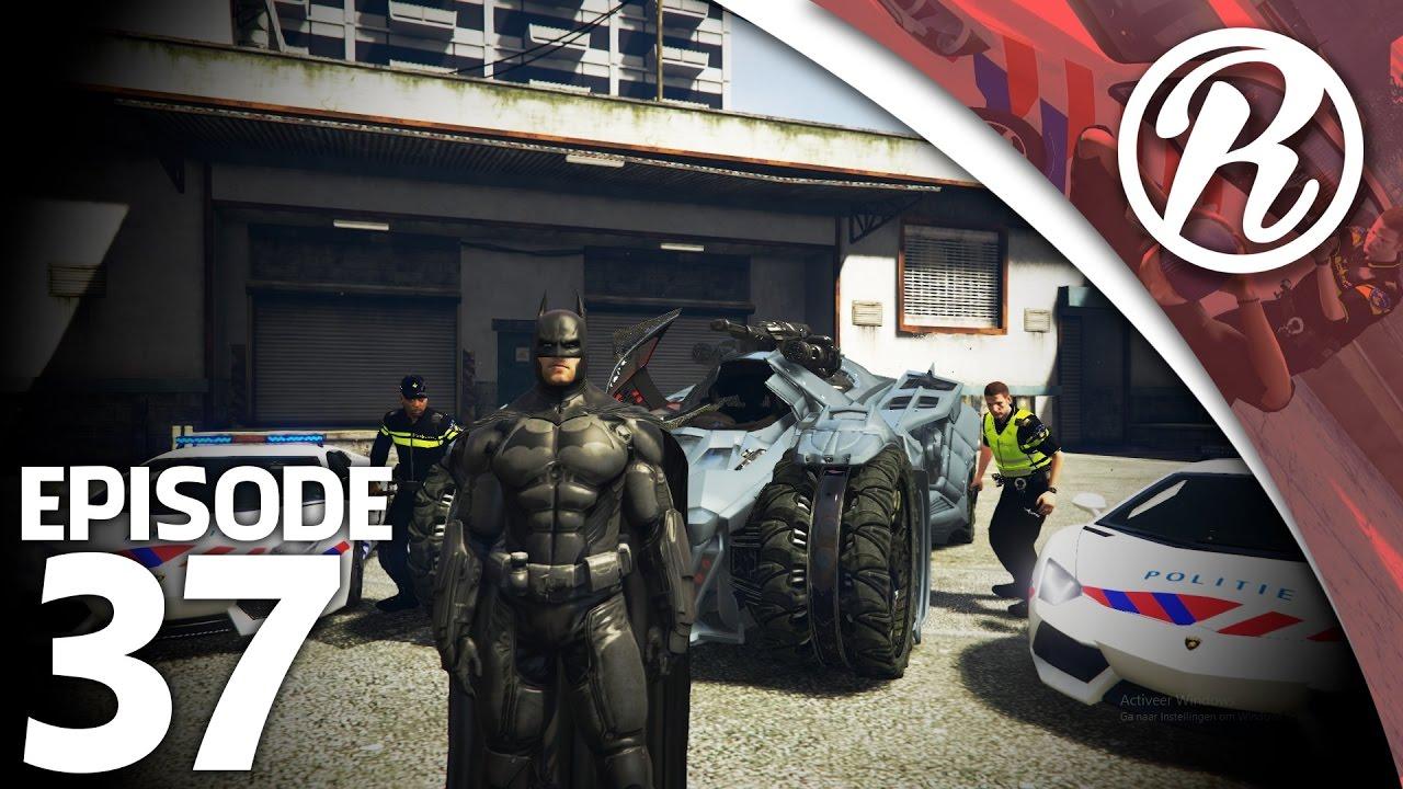 Gta5 Nederlandse Politie Vs Batman Royalistiq