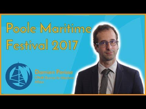 European Maritime Day 2017 - Damien Perisse Interview