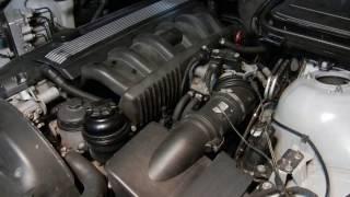 BMW e39 замена гид ро усилителя руля ГУР ( от шеви нива ZF )