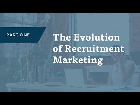 The Evolution of Recruitment Marketing: Benchmarking Adoption & Opportunities in the Fortune 500
