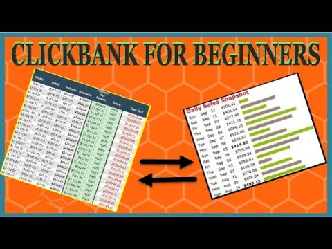 🔥 Clickbank For Beginners 2019 - $1000 PER DAY Tutorial (No Website Required)