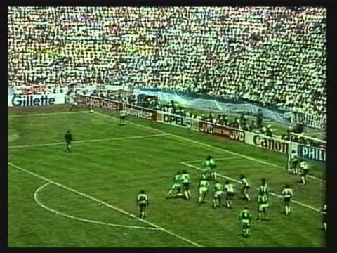 Rudi Völler - Roma Marseille & Germany Goals