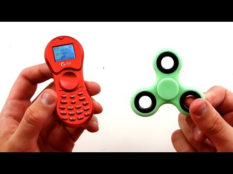 Download Youtube: I Found a Fidget Spinner Phone