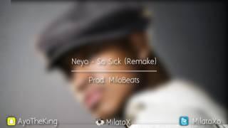 Neyo - So Sick Instrumental Remake ( Prod. MiloBeats )